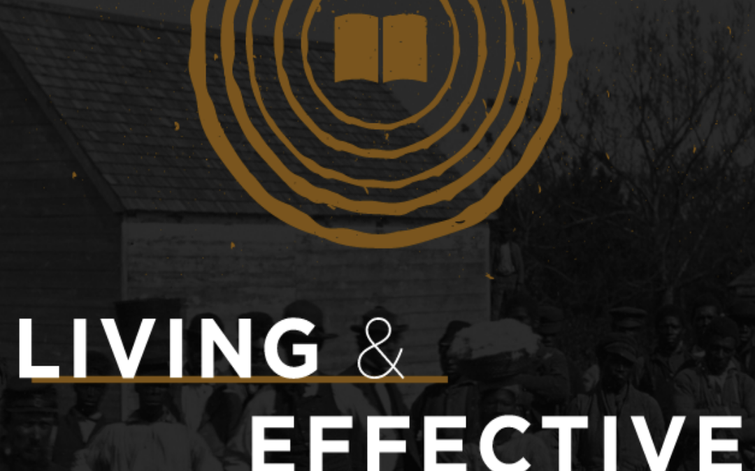S2:E13 Christianity Today's Living and Effective