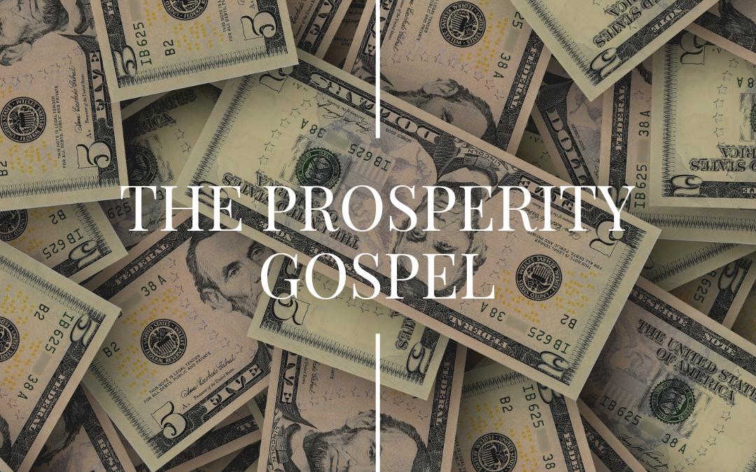 S2:E23 The Prosperity Gospel