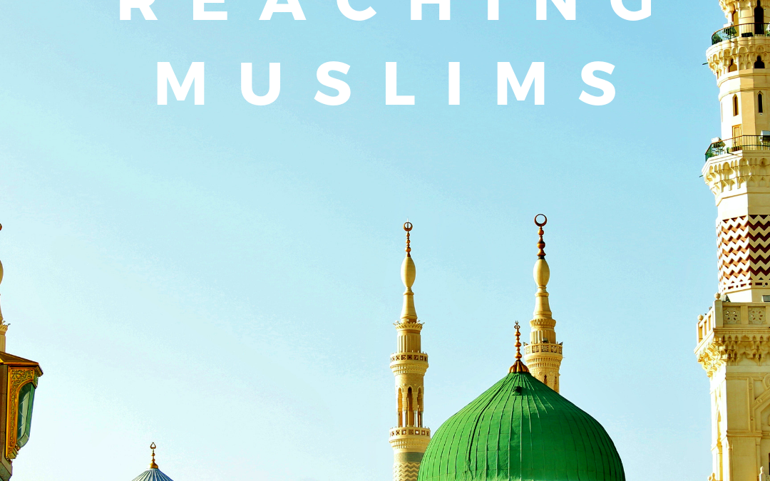 Bonus: Reaching Muslims featuring Samy Tanagho
