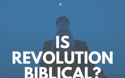 S3:E16 Is Revolution Biblical?