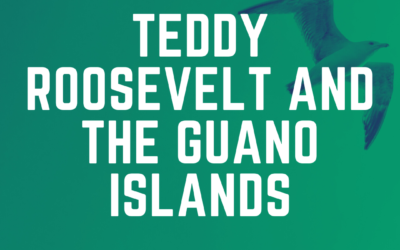 S3:E19 Teddy Roosevelt and the Guano Islands