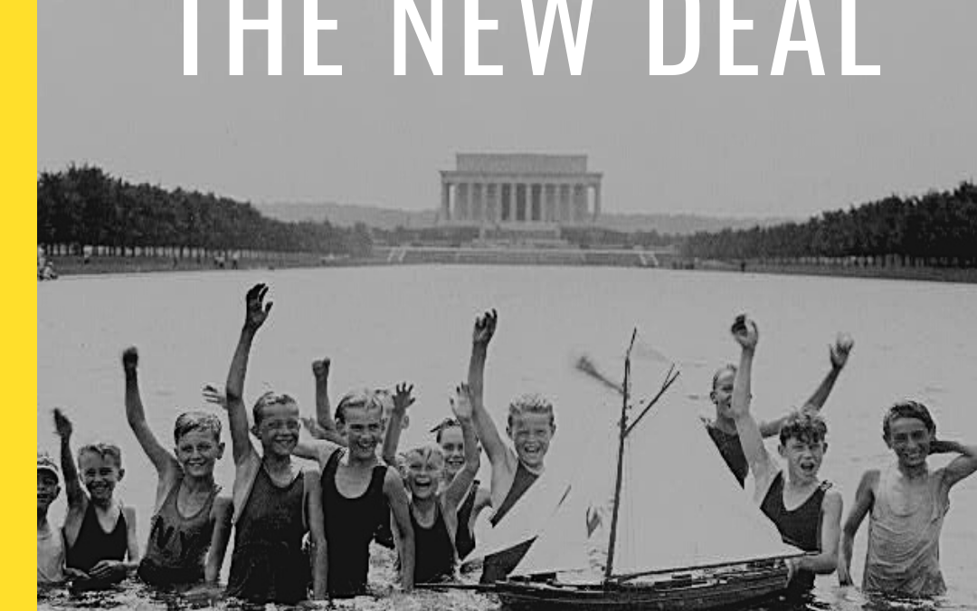 S3:E27 The New Deal