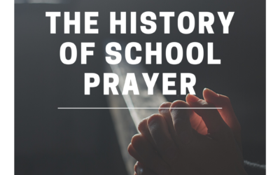S3:E39 Is School Prayer Illegal?